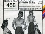 Stretch & Sew 458