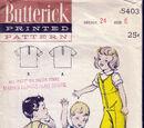 Butterick 5403 B