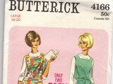 Butterick 4166 A