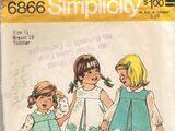 Simplicity 6866