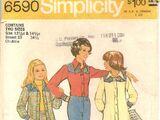 Simplicity 6590 A