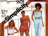 Simplicity 5503 B
