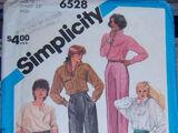 Simplicity 6528