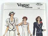 Vogue 9877 B
