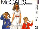McCall's 7913 A