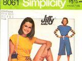 Simplicity 8061 B
