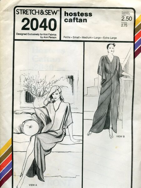 Stretch&sew2040caftan