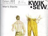 Kwik Sew 323