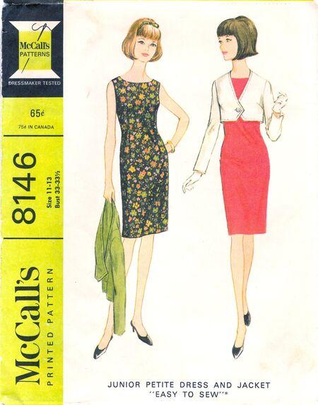 McCall's 8146