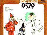 Simplicity 9579 A