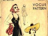 Vogue 8031 A