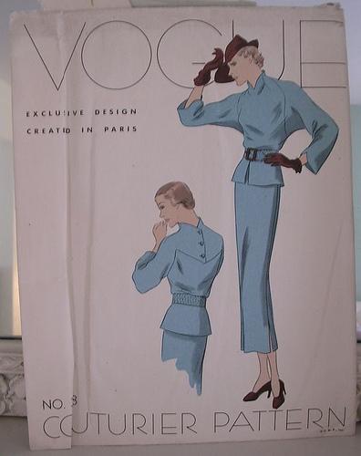 Vogue 338