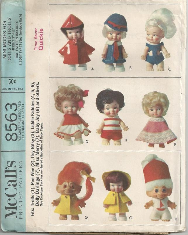 McCall\'s 8563 A | Vintage Sewing Patterns | FANDOM powered by Wikia