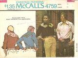 McCall's 4759