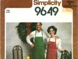 Simplicity 9649