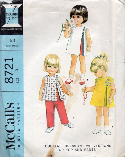McCall's 8721
