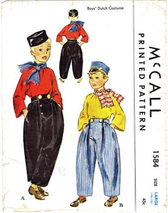 McCall 1584