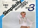 Simplicity 5347 B