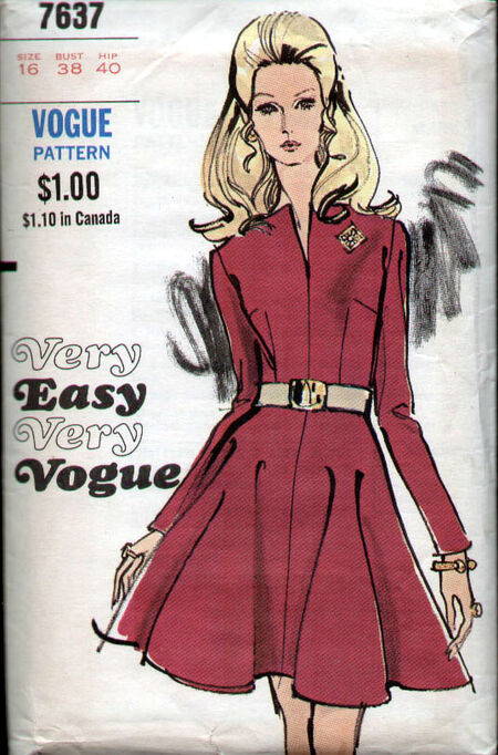 Vogue 7637