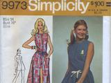 Simplicity 9973 A
