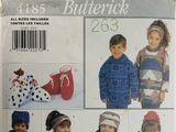 Butterick 4185 C