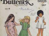 Butterick 6608 B