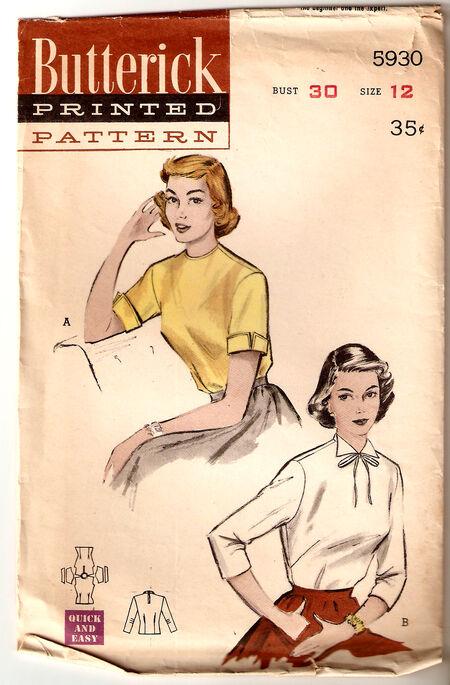 Butterick5930