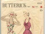 Butterick 4868 A