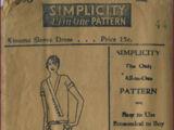 Simplicity 238