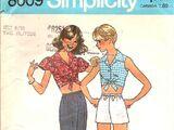 Simplicity 8009 A