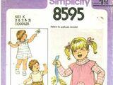 Simplicity 8595