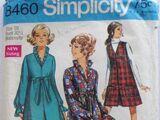 Simplicity 8460 A