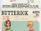 Butterick 4223