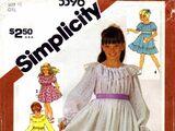 Simplicity 5396 A