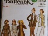 Butterick 6452