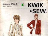 Kwik Sew 1343