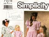Simplicity 7075 C