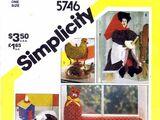 Simplicity 5746 A