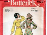 Butterick 6130 C