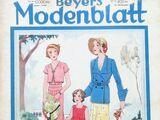 Beyers Modenblatt No. 5 Vol. 10 1931