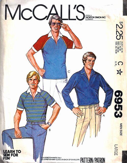 MC 6953 LG) men