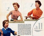 Woman Blouse Pattern 2