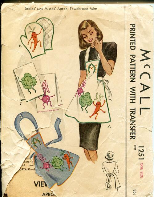McCall's 1251-1