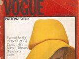 Vogue Pattern Book October/November 1967