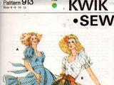 Kwik Sew 913