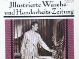 Illustrierte Wäsche- und Handarbeits-Zeitung No. 9 1935