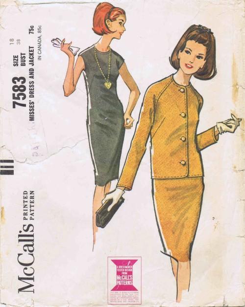 McCalls 1964 7583