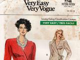 Vogue 7746 A