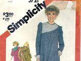 Simplicity 5721 A