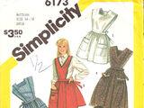 Simplicity 6173